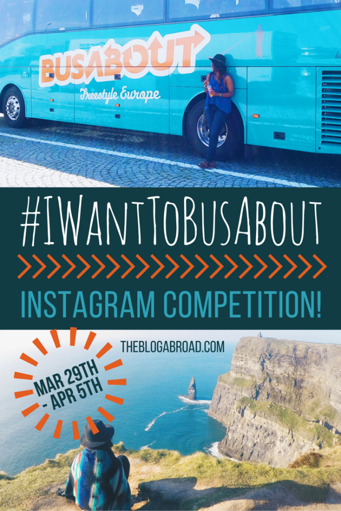 Win A Trip For Two Around Europe With Busabout!