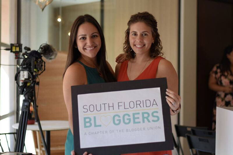 south florida bloggers girls at how to shoot the perfect video.