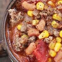 Black-Eyed Pea & Sausage Stew