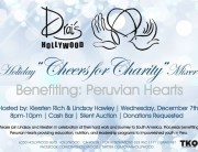 """Cheers for Charity"" Mixer at Drai's Hollywood"