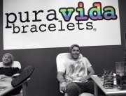 Griffin & Paul - The faces behind Pura Vida Bracelets