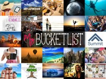 25 at 25: My Bucketlist
