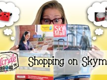 VIDEO: Shopping on SkyMall