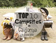 Top 10 Campsites in California