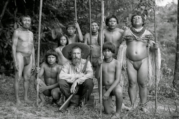 Interview with 'Embrace of the serpent' director Ciro Guerra