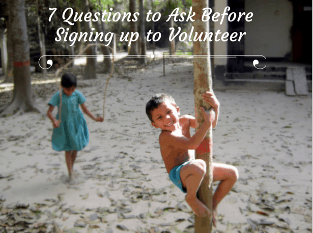 7 Questions to Ask Before Signing up to