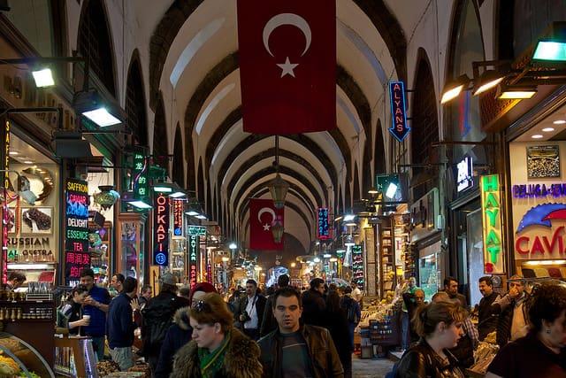 Spice Bazar, Istanbul