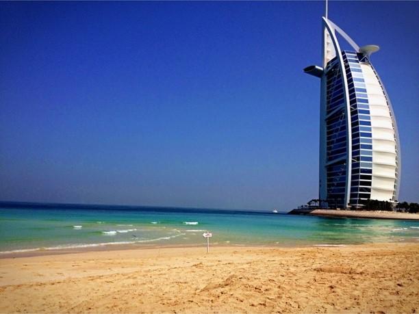 Best Beach Hotels in Dubai