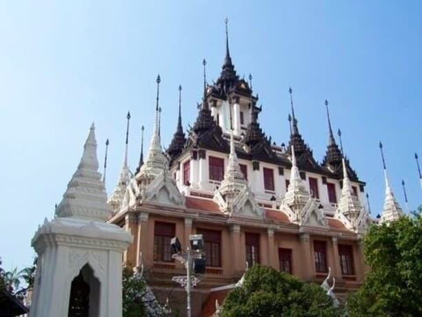 Loha Prasat A Guide to Temples in Bangkok