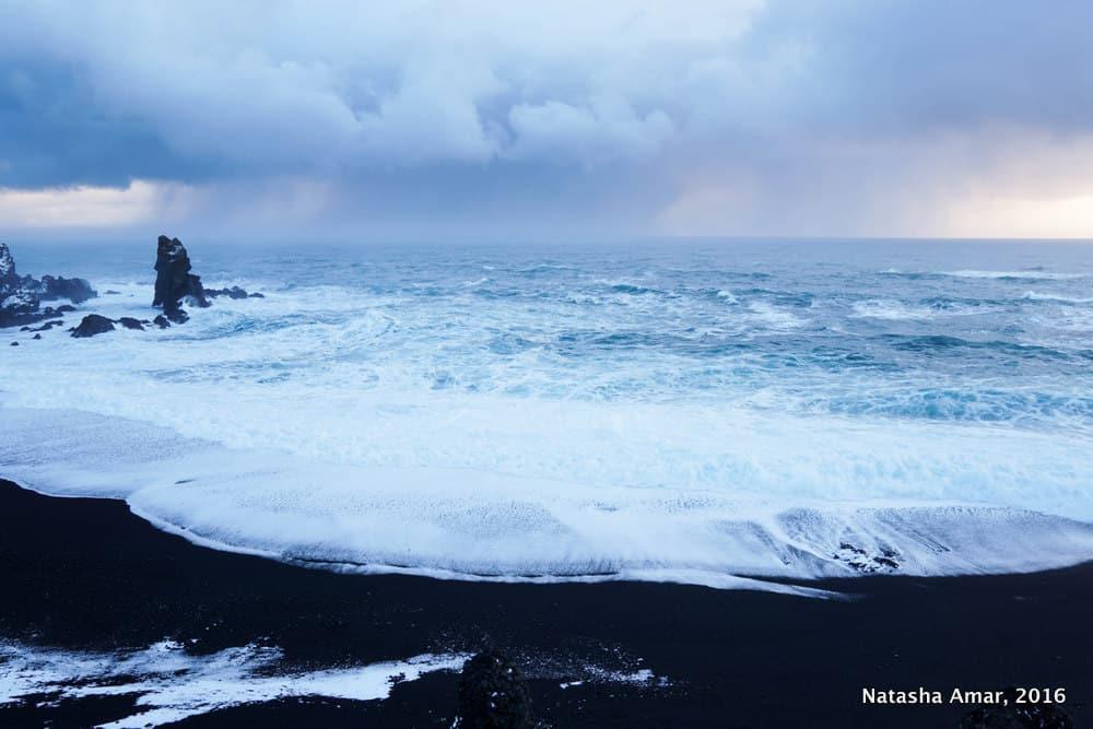 Djupalonssandur Snaefellsnes Peninsula