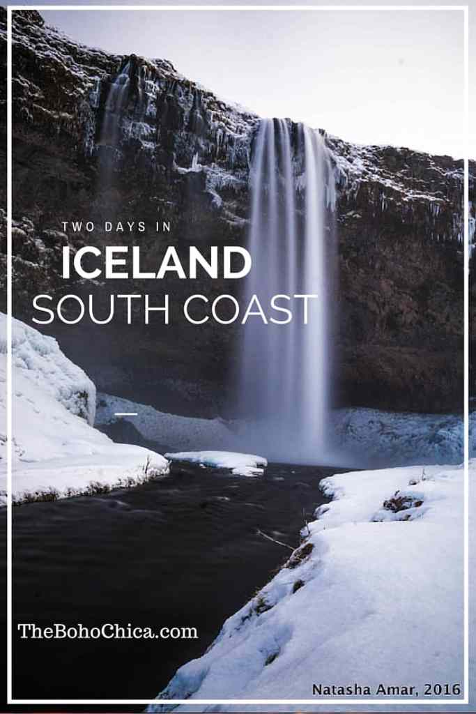 Iceland's South Coast in Two Days