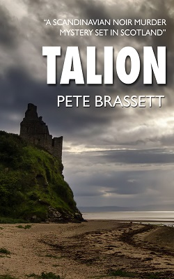 Scottish murder mystery on Kindle