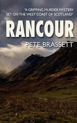 RANCOUR a Scottish murder mystery by Pete Brassett
