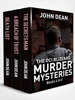 DCI Blizzard boxset books 4-6