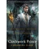 Clockwork Prince - Cover