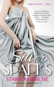 Review & Giveaway Silver Sparks by Starr Ambrose