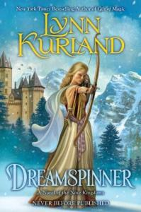 Cover for Dreamspinner by Lynn Kurland