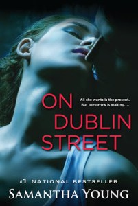 Cover for On Dublin Street by Samantha Young