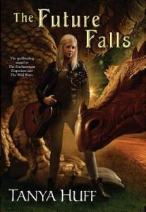 Review – The Future Falls (Gale Women #3) by Tanya Huff