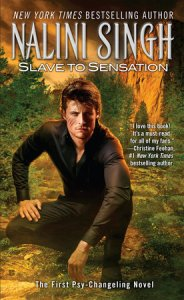 Review – Slave to Sensation (Psy-Changeling #1) by Nalini Singh