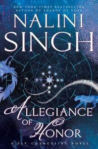 International Giveaway with Nalini Singh