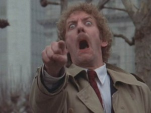 Invasion of the Body Snatchers (The Scream)