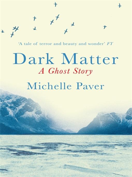 Dark Matter (paperback)