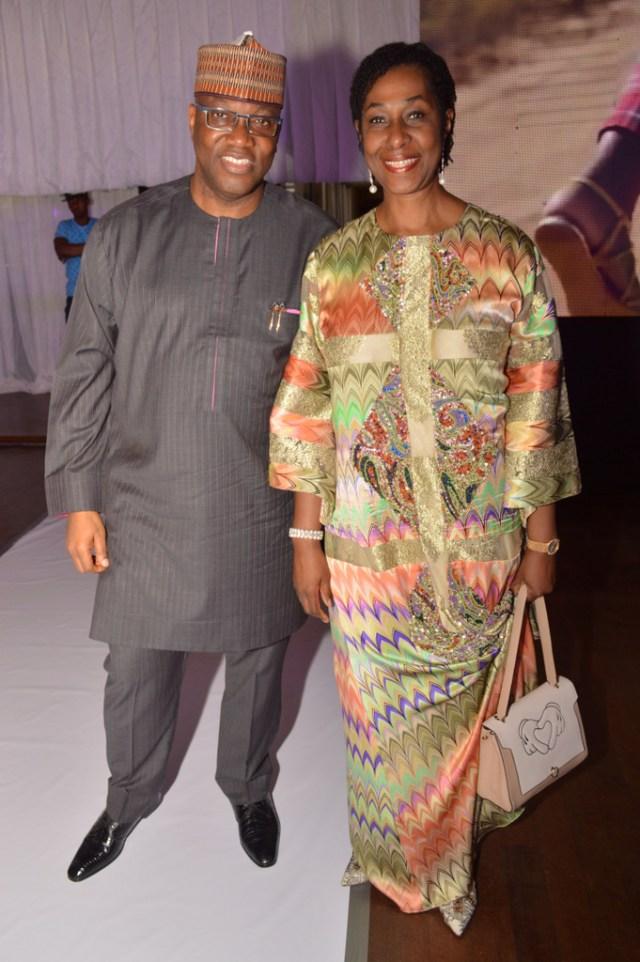 Chief & Mrs. John Momoh