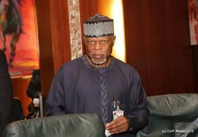 Comptroller General of Customs, Col. Hammed Ibrahim Ali (Ret)