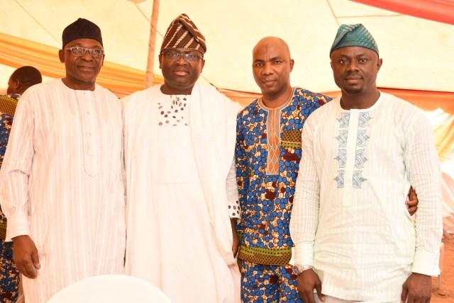 Abdulrasheed Amao, Oluwole Abegunde, Sulaiman Adedokun & Saide Bashiru