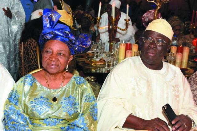 Ayaji & Chief Ayo Adebanjo