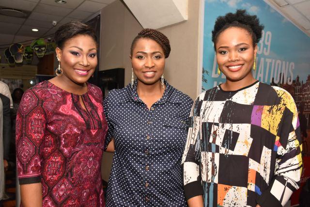 Nneoma Effanga,Morayo Afolabi-Brown & Uwa Saleh