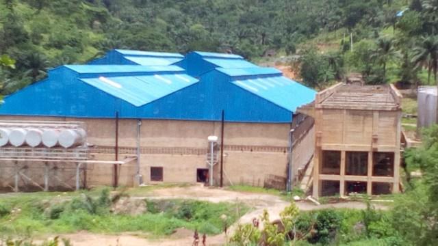 Enugu coal factory