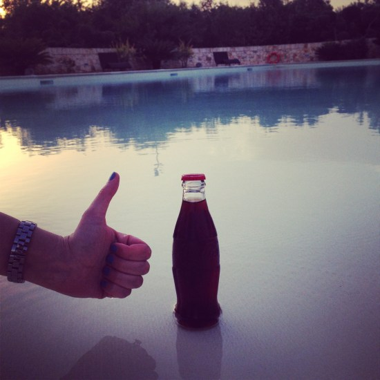 Bottled foreign Coke is ALWAYS alright