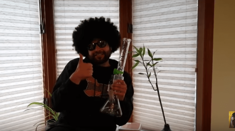 Bong buddy Review MasterBong