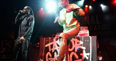 Go Behind-The-Scenes at Wiz Khalifa & Snoop Dogg's High Road Tour