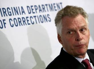 McAuliffe's Resortation of Felons Voting Rights Struck Down by the Virginia Supreme Court
