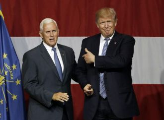 It's Mike Pence!