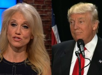 The real gender gap comes into view as Trump taps Conway as campaign head