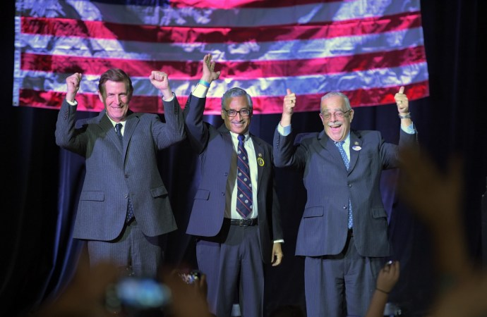 Congressman Connolly Won't Endorse in Governor's Race