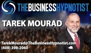 Business Hypnotist Card Template Tarek Mourad copy
