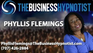 Business Hypnotist Card Template - Phyllis Flemings copy