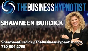 Business Hypnotist Card Template - Shawneen Burdick copy