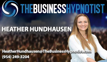 Business Hypnotist Card Template - Heather Hunhausen copy