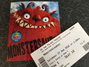 Monstersaurus 4