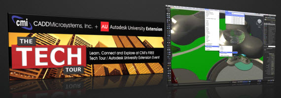 Upcoming Events with The CAD Geek