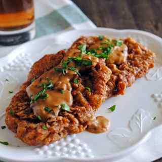 Southern Style Chicken Fried Steak