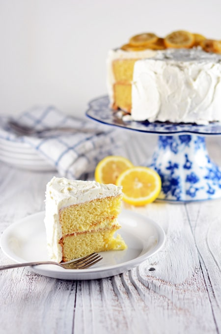 Lemon Layer Cake