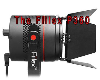 Fiilex P360 LED Light