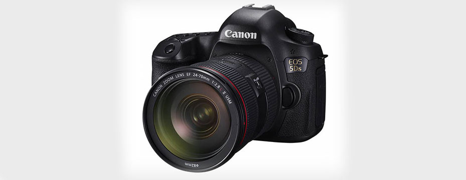 Canon 5DS Teardown